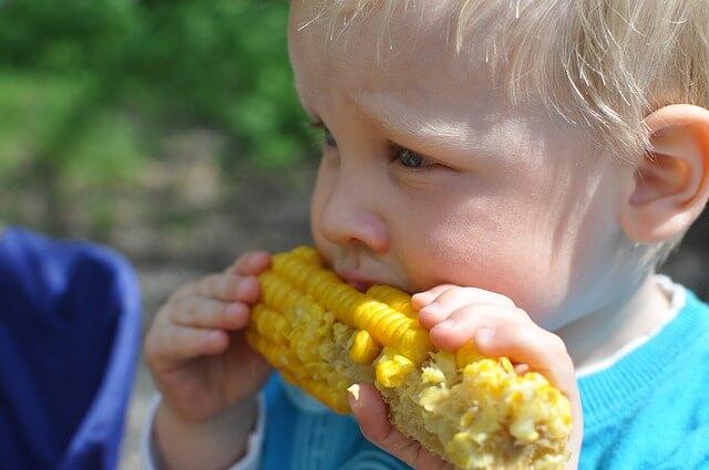 kids eating habits