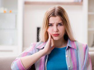 pregnant teeth pain