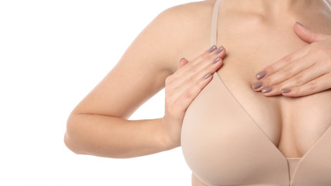 breast changes during pregnancy