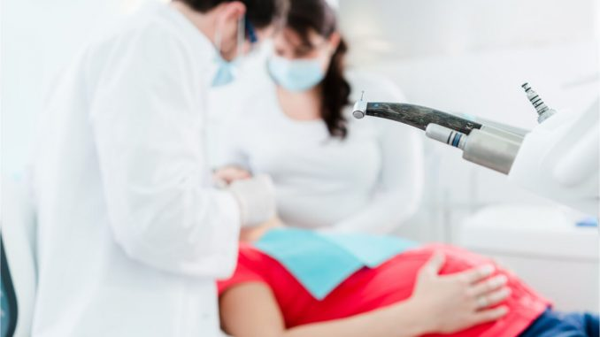 root canals while pregnant