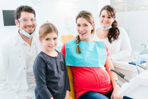 dental guidelines for pregnant patients before consulting a dentist