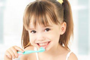 proper dental hygiene