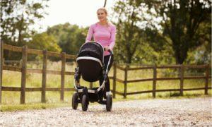 postpartum aerobic activity